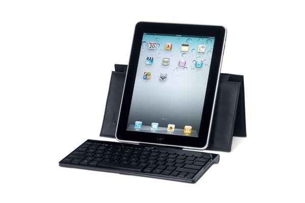 Teclado Portátil Bluetooth Ultrafino para iPad
