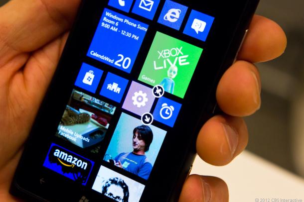Móviles con Windows Phone 8 llegarían en noviembre