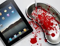 Vende riñon por iPad