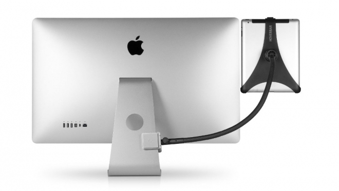 HoverBar brazo flexible para iPad